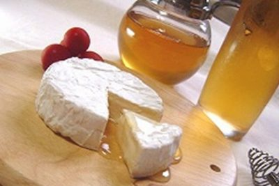 ナチュラルチーズはちみつ