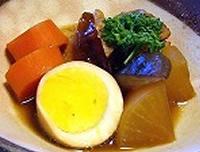 鶏肉と野菜のリンゴ酢煮