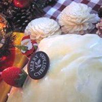 ハニーホワイトケーキ