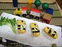 みつばちのたまご寿司