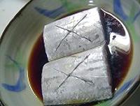 太刀魚の照り焼き
