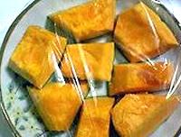 かぼちゃのはちみつ生姜