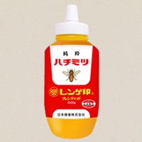 レンゲ印ハチミツ 1000g