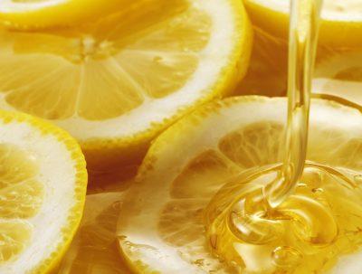 はちみつ&レモン